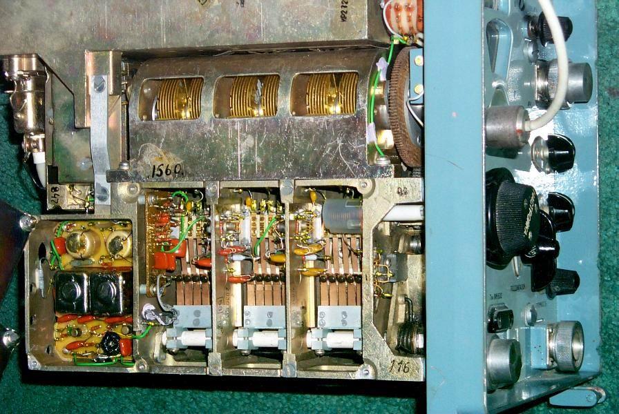 Радиоприёмник р-326м шорох-м