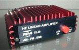 RM KL-40 усилитель мощности