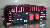 RM KL-60 усилитель мощности
