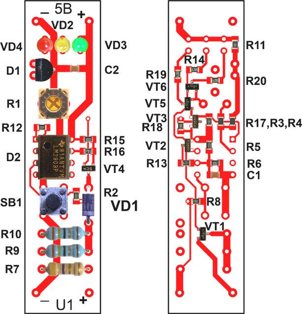 Вт. Подстроечный резистор