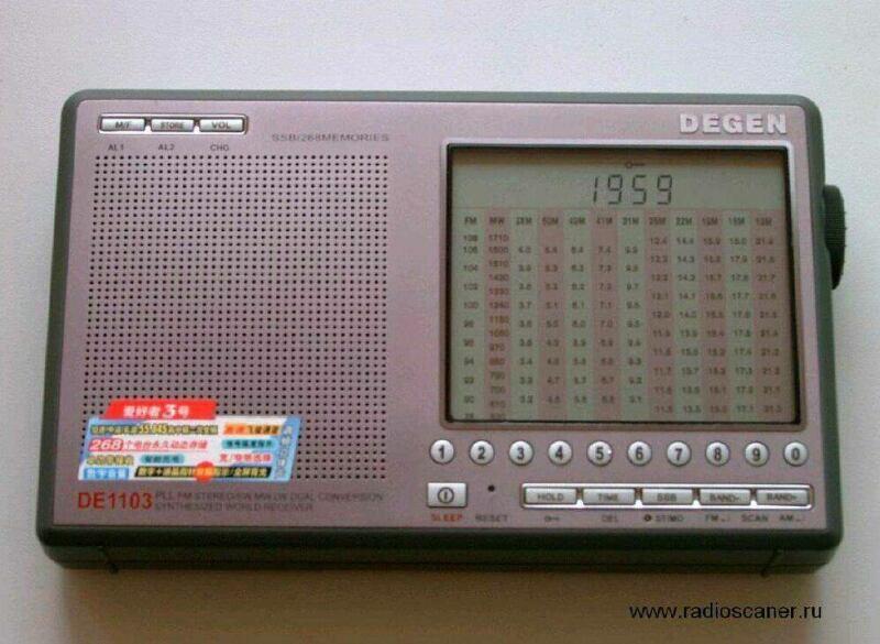 Инструкция) радиоприемник