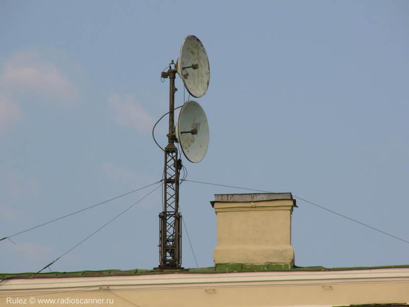 Антенны радиорелейных станций. Стр. 3.