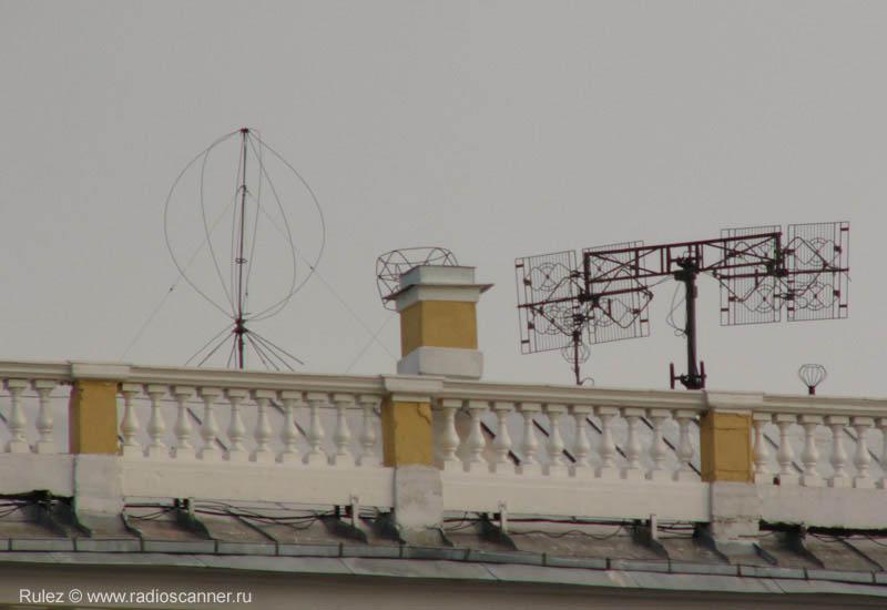 Вертикальная антенна на 40, 20, 15 метров