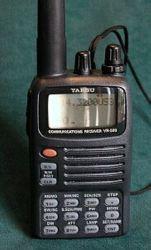 Yaesu VR-500