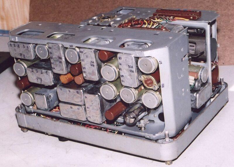 Р-104М - Схема принципиальная