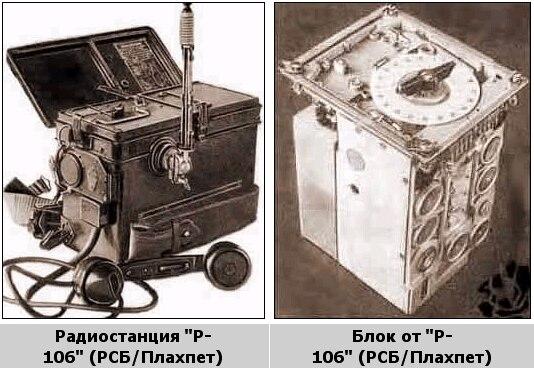ламповая УКВ радиостанция