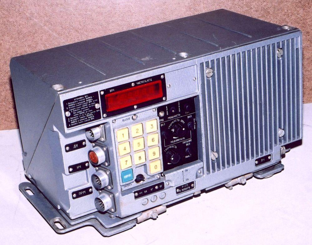 военное радио схема
