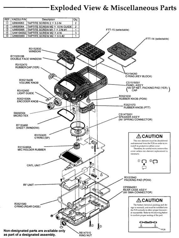 VX-10 - schematics, схема