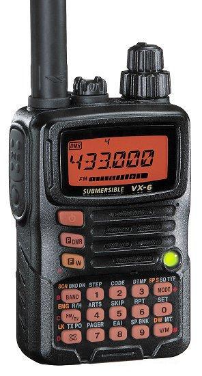 Yaesu Vx-2 инструкция на русском - фото 3