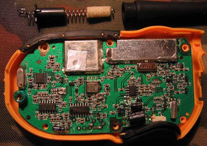 Voxtel MR200 - Специальные радиосистемы