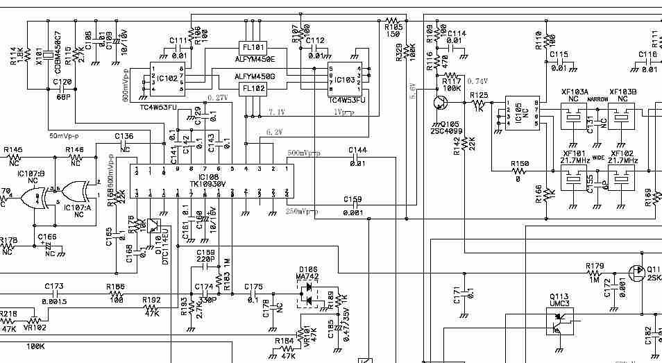 Схема электрическая принципиальная motorola