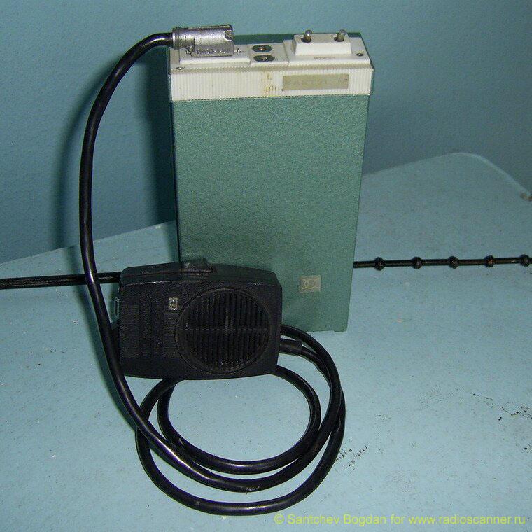 Радиостанция портативная аналоговая РУНО 8Р43П
