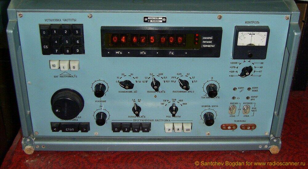 Радиоприемник Р-399А: