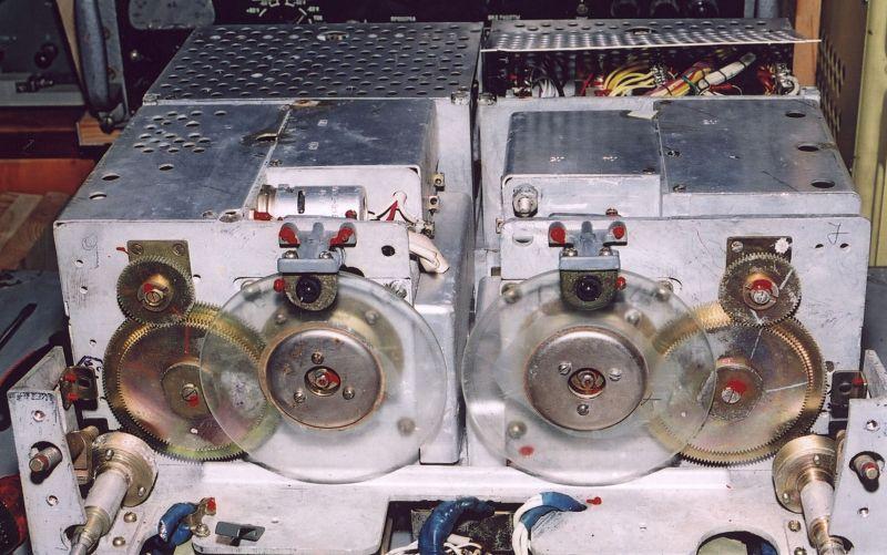 Второе - блок ДМВ передатчика