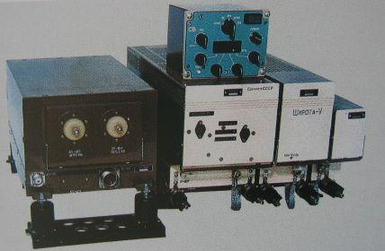 Бортовая радиостанция ЯДРО1