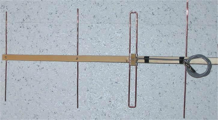 О антенна на 433 и 144 мгц своими руками 251