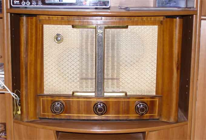 """радиоприемник """"Мир-154"""":"""