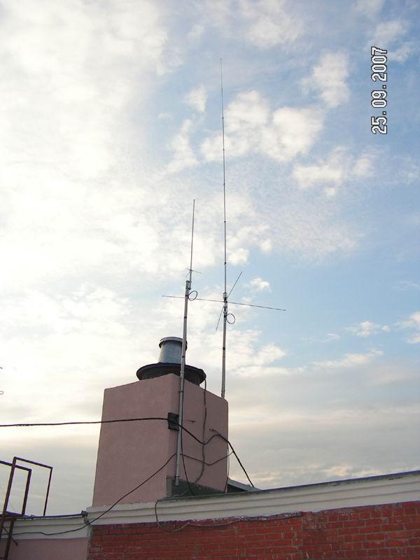 Антенны для радиостанций - yaesu.ru