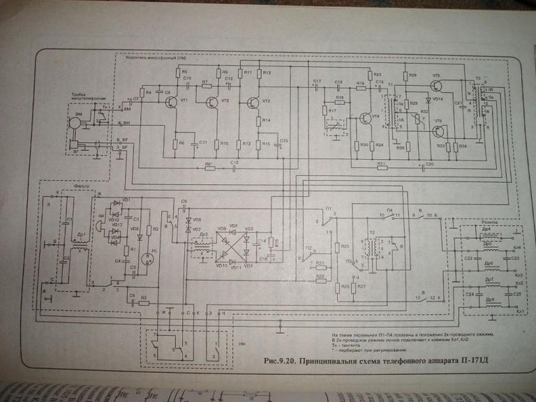 Кстати есть у кого схема ТА-88