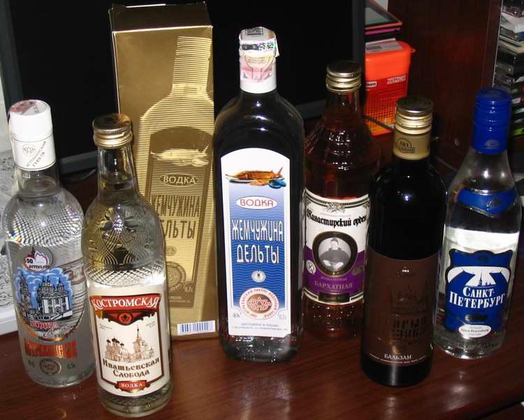 Алкогольный дизайн