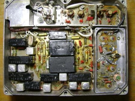 УКВ синтезатор для радиостанции