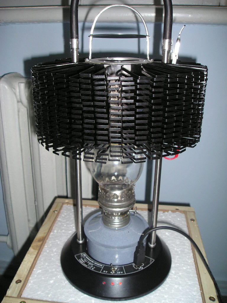 Как сделать термоэлектрогенератор своими руками 85