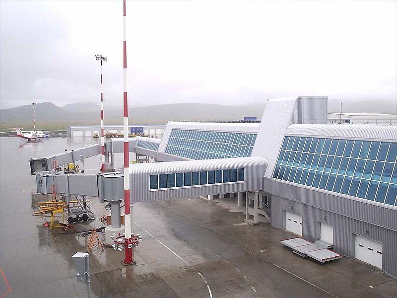 Аэропорт Анадырь  Главная