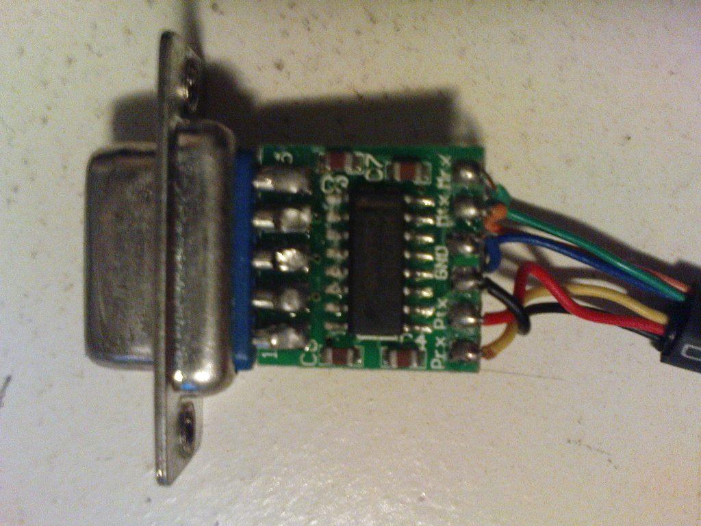 Универсальный программатор для радиостанций своими руками 35