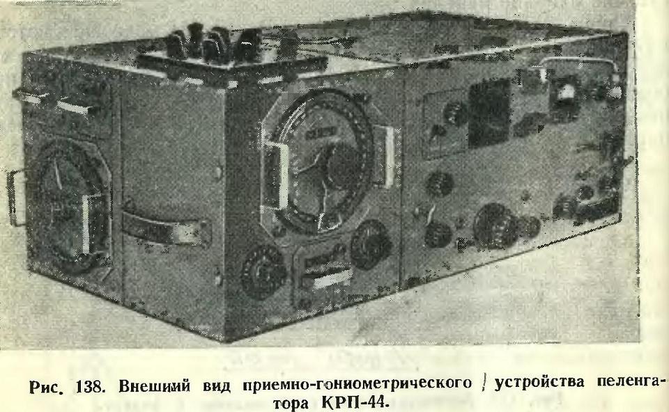 Р-323 + пеленгационная