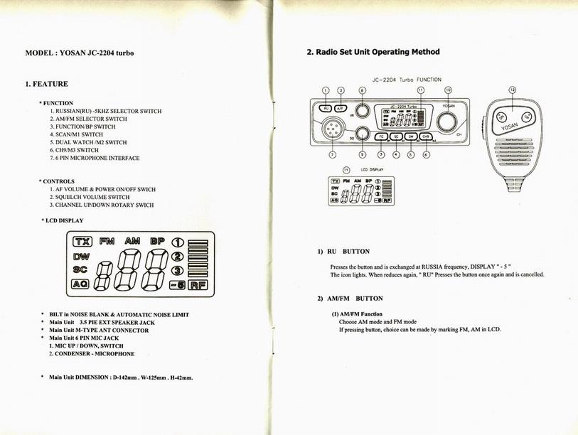 инструкция рация мегаджет 400 - фото 11