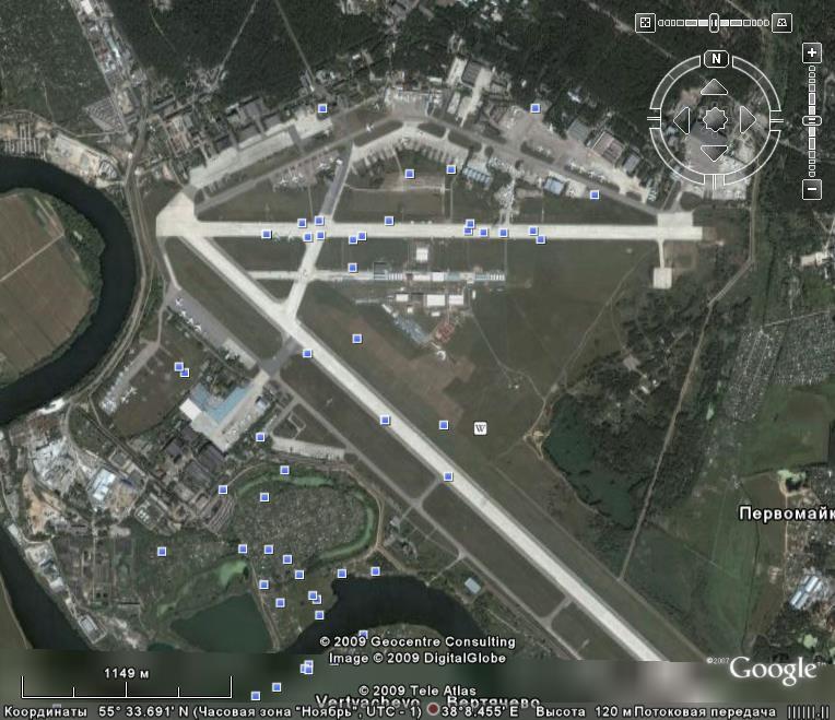 Посотреть в Google.Maps