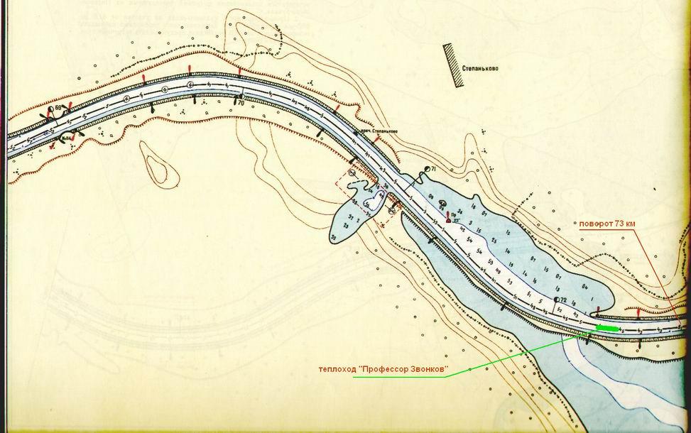 рыбалка на москве реке карта