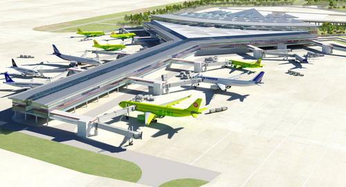 Официальный сайт аэропорта: