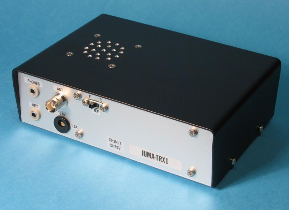 фильтры 2.4 SSB, 900 Гц-CW,