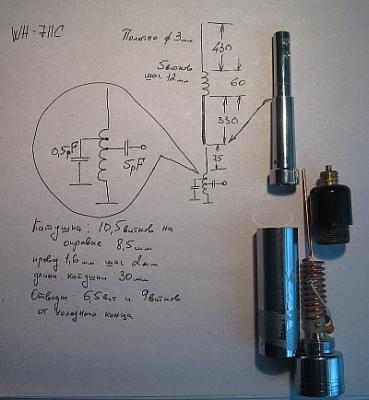 Как сделать автомобильную радиоантенну