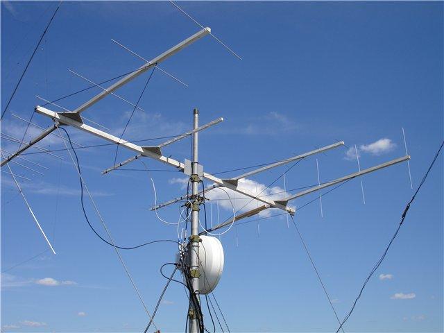 Не могли бы вы пересчитать эту антенну под 8мм ал трубку