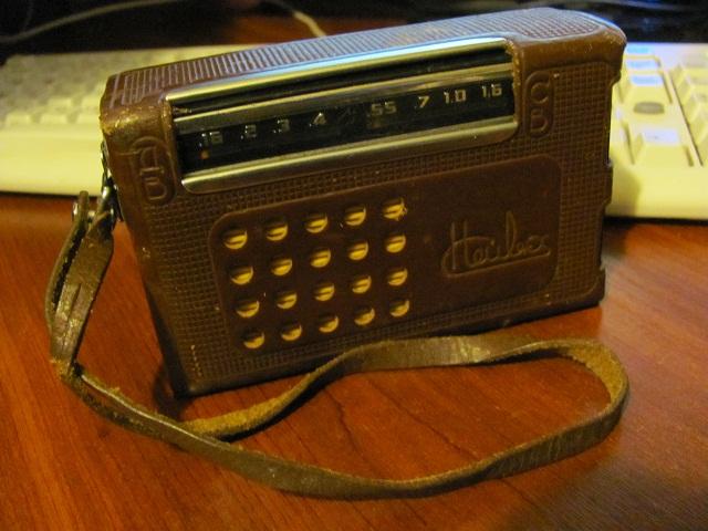 Радиоприемник НЕЙВА на 7