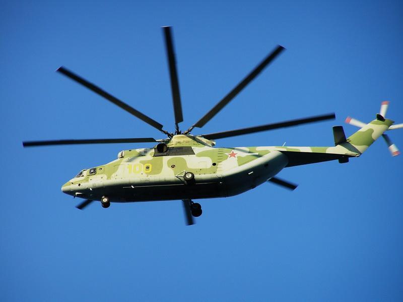 Раскраска вертолётов