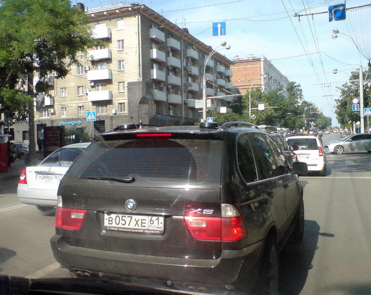 Фото на крыше авто