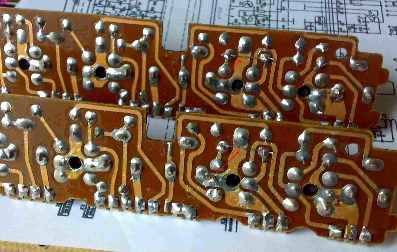 эл схема блока питания радиоприемника ишим 003