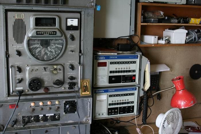Радиостанция может выполнять