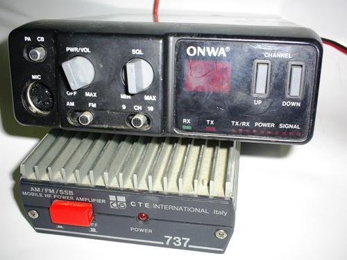 Схемы радиостанций onwa