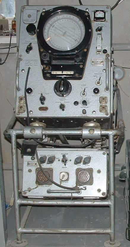 частот 1,5-25 МГц.