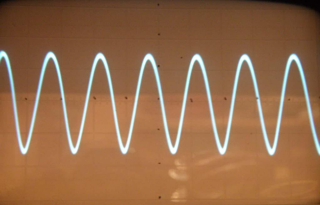 осциллографа 250 МГц