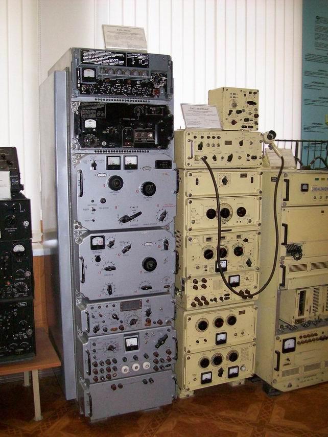 КВ радиопередатчик Р-654 «