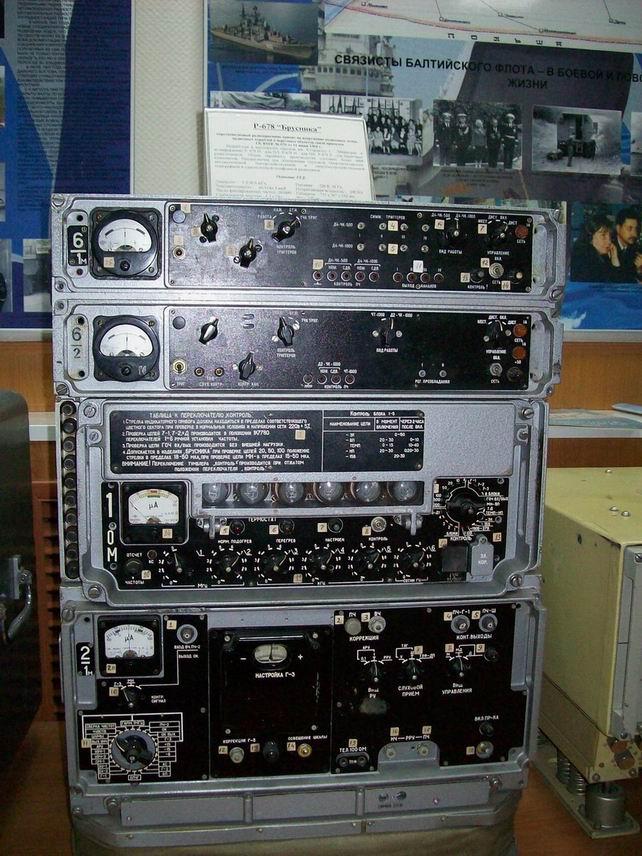 КВ приемник Р-678 «Брусника»