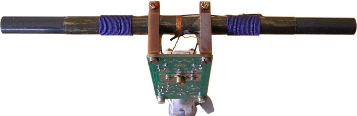 Использование магнитных антенн