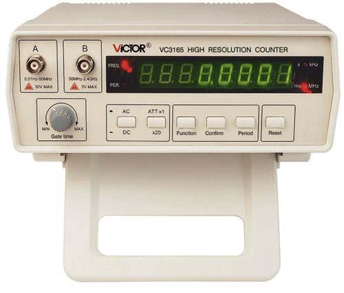 VC3165 частотомер до 2,4ГГц