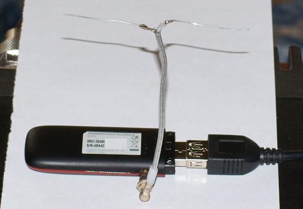 Как сделать антенну к модему билайн