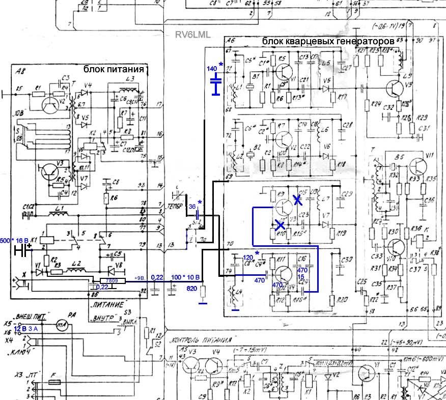 для ГПД на 50-80 кГц,